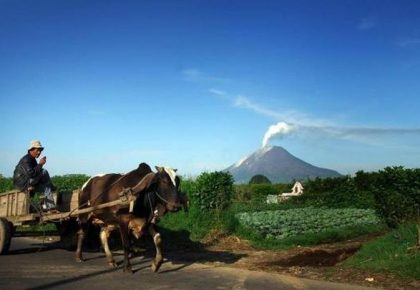 BPBD Sumut: Status Gunung Sinabung Masih Tetap Level Siaga