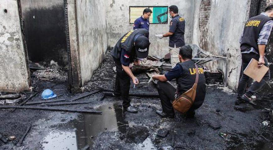 BPBD Sumut: 30 Korban Tewas Kebakaran Pabrik Korek Api di Langkat Sudah Teridentifikasi