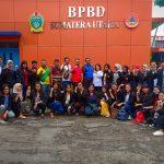 BPBD Provsu Berikan Pelatihan Kebencanaan kepada Mahasiswa Universitas Sari Mutiara