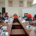 BPBD Provsu Gelar Rapat Terkait Rencana Kunjungan Gubsu ke Kota Sibolga