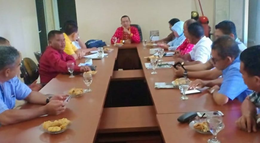 BPBD Sumut Dorong Pemkab Tapanuli Tengah Bentuk Desa Tangguh Bencana