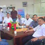 BPBD Provsu Terima Kunjungan dan Konsultasi dari BPBD dan Dinas Kominfo Aceh Tengah