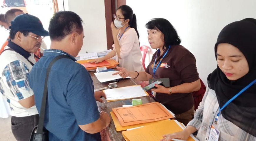 Peserta Jambore Kesiapsiagaan Bencana Daerah Provinsi Sumut Sudah Mulai Berdatangan