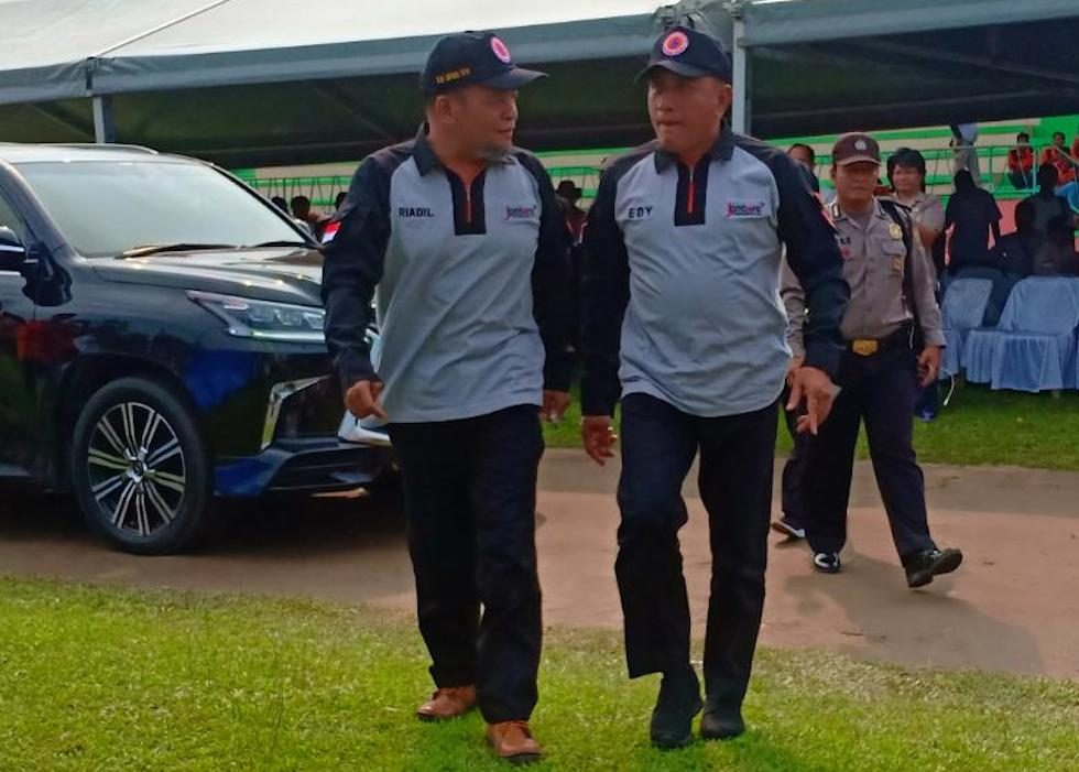 Gubsu Buka Acara Jambore Kesiapsiagaan Bencana Daerah Provinsi Sumut