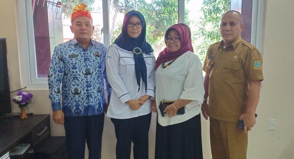 BPBD Provsu akan Jalin Kerjasama dengan RRI Medan Sampaikan Informasi Kebencanaan