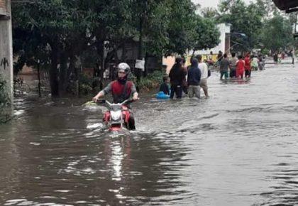Data dan Dampak Banjir yang Terjadi di Kota Medan pada 29 Januari 2020