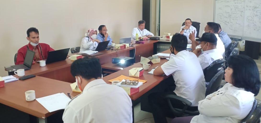 BPBD Provsu Fasilitasi Rapat Ekspedisi Destana Tsunami Regional Sumatera yang Digelar BNPB