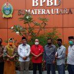 BPBD Provsu Dorong Pemkab Batu Bara Bentuk Perda Penanggulangan Bencana dan Destana