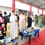 Gubernur, Tokoh Lintas Agama dan Masyarakat Lingkar Sinabung Gelar Doa Bersama