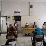 Relawan Pos Gabungan Pencegahan Penanggulangan Pandemi Covid-19 Provsu Diberi Pelatihan