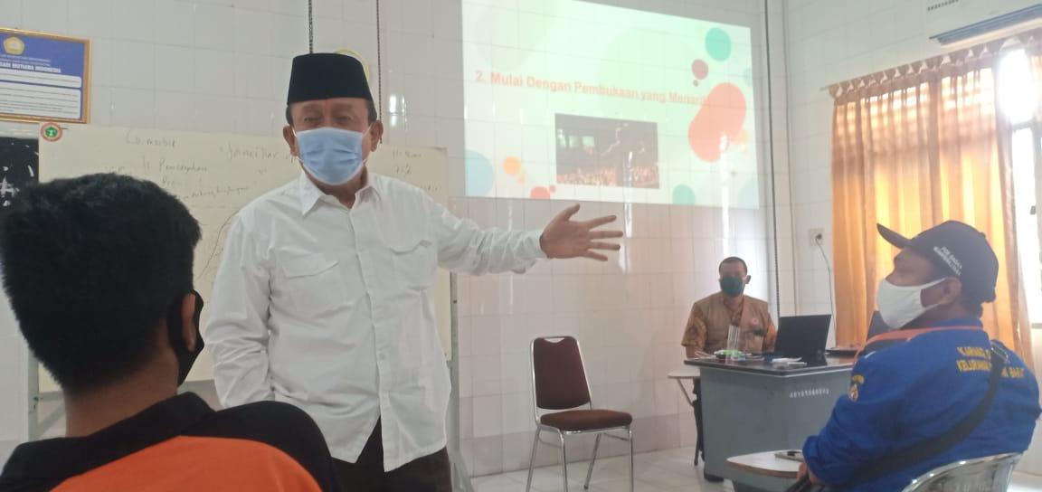 RE Nainggolan: Kita Harus Bergerak Bersama untuk Pencegahan Covid-19