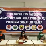 2000 Relawan Dilatih Selama Pelaksanaan Pos Gabungan Pencegahan Covid-19 Sumut