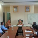 BPBD Sumut Terima Kunjungan Kerja Komisi C DPRD Kabupaten Toba