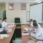 BPBD Provsu Sambut Hangat Kunjungan Senator Dedi Iskandar Batubara
