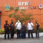 Sejumlah Lembaga Masyarakat Komit Dukung BPBD Provsu dalam Penanggulangan Bencana