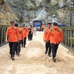 BPBD Provsu Terjunkan Personel ke Lokasi Longsor di Tapanuli Selatan