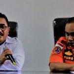 Resmi Jabat Kepala BPBD Provsu, Abdul Haris Lubis Pimpin Rapat Perdana