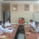 BPBD Provsu Terima Kunjungan Kerja Kepala Bappeda Kabupaten Samosir