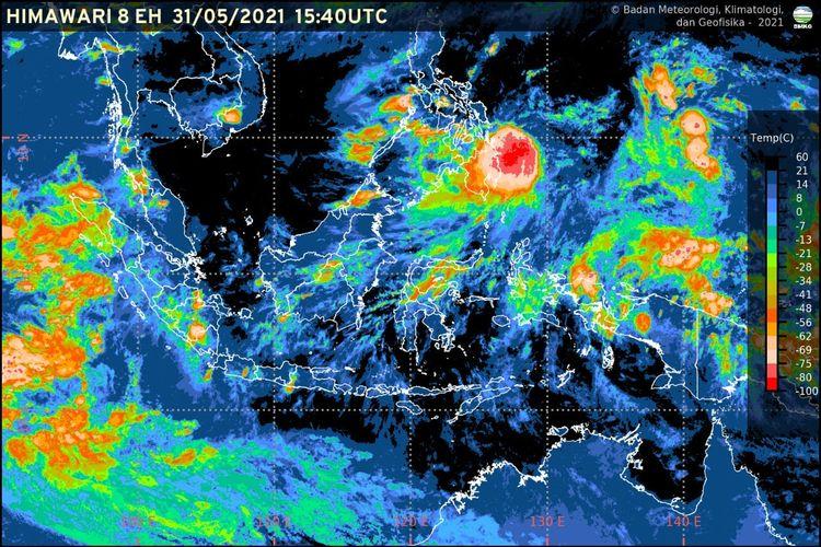 BNPB Minta Tingkatkan Kewaspadaan atas Siklon Tropis CHOI-WAN